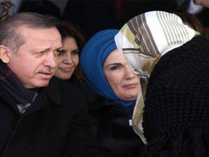 Erdoğan Anaların Göz Yaşının Dinmesini Engelleyenlere Rağmen