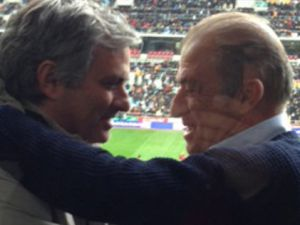 Kadir Has'ta Fatih Terim ve Mourinho bir araya geldi