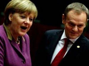 Merkel ata diline merak saldı