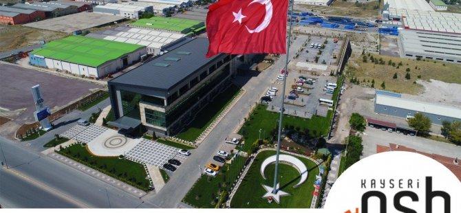 Kayseri Organize Sanayi Bölgesi Genel Kurulu Ertelendi