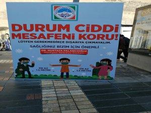 Melikgazi Belediye Başkanı Dr.Mustafa Palancıoğlu durum ciddi mesafenin koru