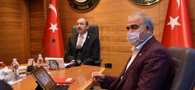 Kayseri Ticaret Odası Başkanı Gülsoy'dan Erken seçim açıklaması
