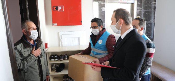 Talas Belediyesi,çölyak hastalarına glutensiz gıda desteği sağlıyor