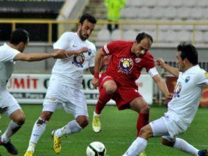 Erciyes Süper Lig'e Koşuyor-Video