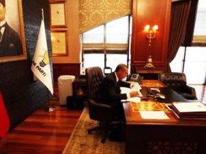Başbakan Erdoğan'ın ofisindeki böcek bakın nereden çıktı