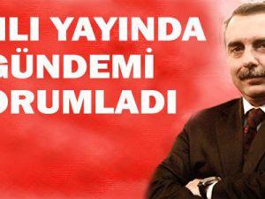 Serdar Arseven: PKK, Ergenekon'un Gayri Meşru Çocuğudur