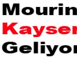 Mourinho Kayseri' ye Geliyor