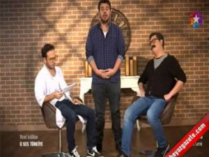 3 Adam'ın Kadına Şiddete Hayır Skeci-Video