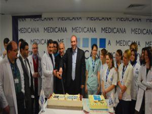 Medicana Konya Hastanesi 14 Mart Tıp Bayramı nedeniyle: