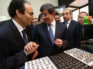 Bakan Davutoğlu Diyarbakır'da