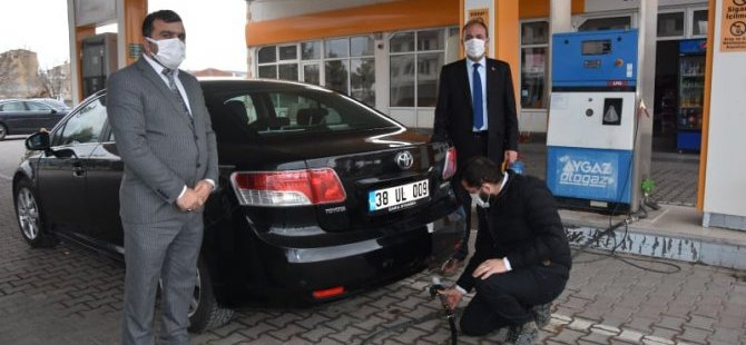 TOMARZA BELEDİYE BAŞKANI ŞAHİN CHP'Lİ ARIK'I YALANLADI