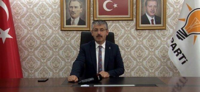 Ak Parti Kayseri İl Başkanı Çopuroğlu'nun COVİD-19 testi pozitif çıktı