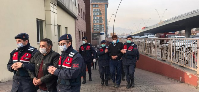 Kocasinan'da DEAŞ operasyonu: 7 gözaltı