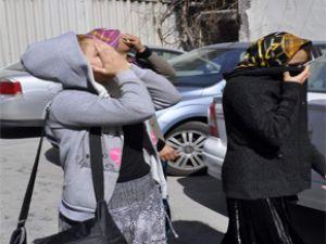 KAYSERİ'DE 4 KİŞİ: İŞ ÜSTÜNDE YAKALANDI