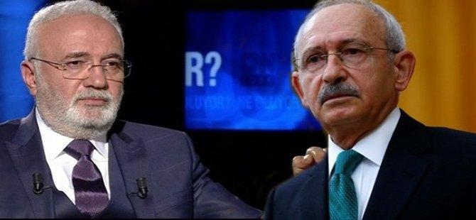 CHP lideri Kılıçdaroğlu,Elitaş'a 5 bin tl tazminat ödeyecek