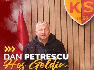 Petrescu yarın Kaysersipor'da ilk idmanına çıkıyor