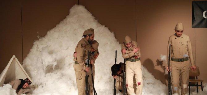 Talas Belediyesi'nden Sarıkamış oyunu