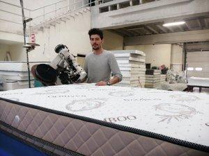 Kayseri'de Best Bedding Yatak Açıldı