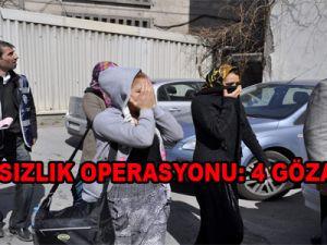 FEVZİ ÇAKMAK MAHALLESİ'NDE OPERASYON