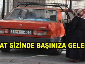 KAYSERİ'DE HASTANAYE GELDİ SOYULDU