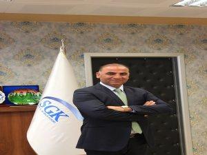 Kayseri SGK İl Müdürü Hasgül,Yapılandırma İçin Son Şans uyarısı yaptı