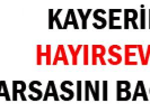 KAYSERİLİ HAYIRSEVER ARSASINI BAĞIŞLADI
