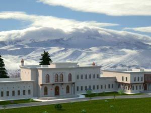 Erciyes Kongre Merkezi Böyle Olacak