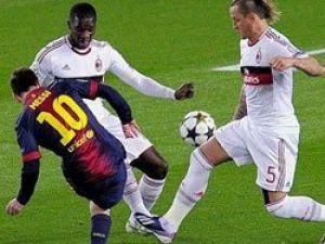 Messi'den inanılmaz gol - Video