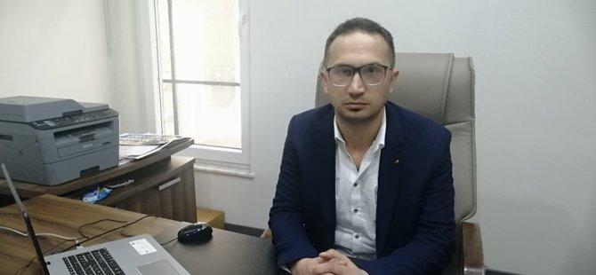 Fransa'dan gelen iş adamı Feridun Ulusoy memleketine yatırım yaptı