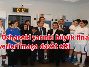 HAYDİ KAYSERİ DESTEK ZAMANI!