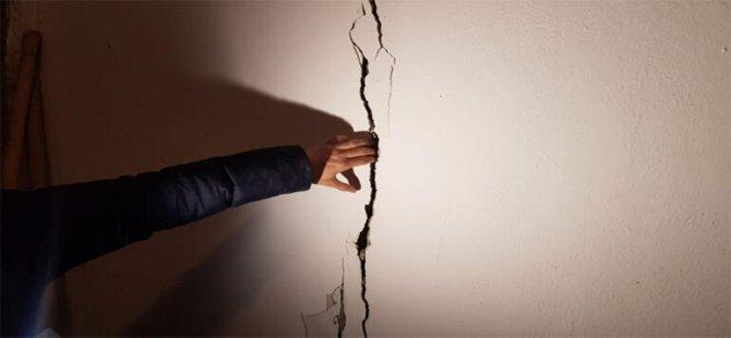 Sarıoğlan'da deprem afad verilerine göre 2.1 büyüklüğü