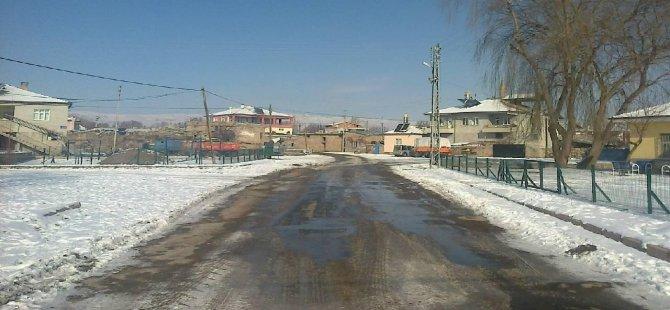 Kocasinan salur mahallesi karantinaya alındı