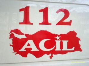 KAYSERİ'DE 112 GEREKSİZ ARAYANLARIN SAYISI