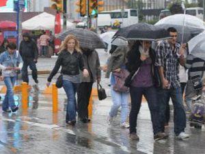 Dikkat Meteoroloji'den Sağanak Yağış ve Lodos Uyarısı