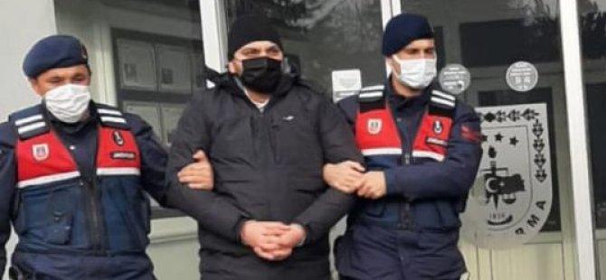 KAYSERİ'DE PKK OPERASYONU: 1 GÖZALTI