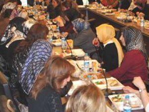 Kayseri AK Parti Kadın Kolları Kahvaltıda Buluştu