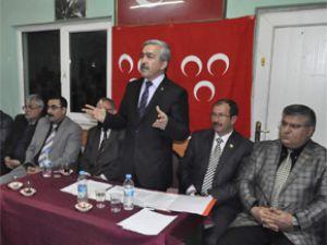 KAYSERİ MHP MELİKGAZİ: TURAN'DA