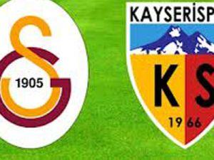 KAYSERİSPOR-GALATASARAY MAÇ BİLET FİYATLARI AÇIKLANDI
