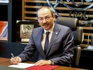 """Kayseri Ticaret Odası Başkanı Gülsoy: """"Mart ayında 305 milyon 565 bin Dolar ihracat yaptık"""""""