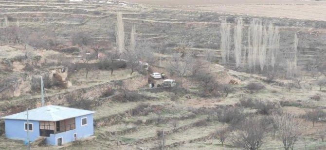 Develi'de arkadaşını vuran Eyüp yukarı Fenese'de intihar etti