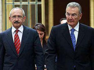 Kılıçdaroğlu ve Baykal Birlikte Kayseri'ye Gitti