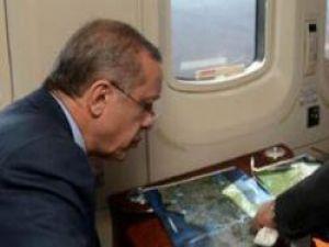 Erdoğan'ın Önündeki Haritanın Sırrı!