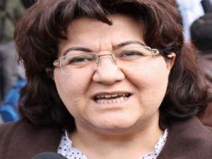 """BDP'li Emine Ayna """"Türk Askeri Boşuna Öldü"""""""
