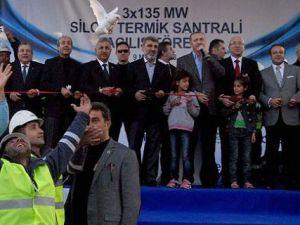 Başbakan Erdoğan, termik santrale karşı çıkan vatandaşı yerin dibine soktu
