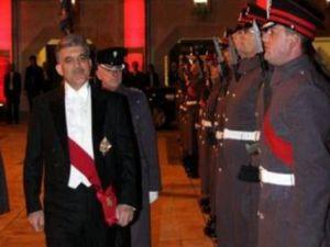 Cumhurbaşkanı Abdullah Gül bir ilki daha gerçekleştiriyor