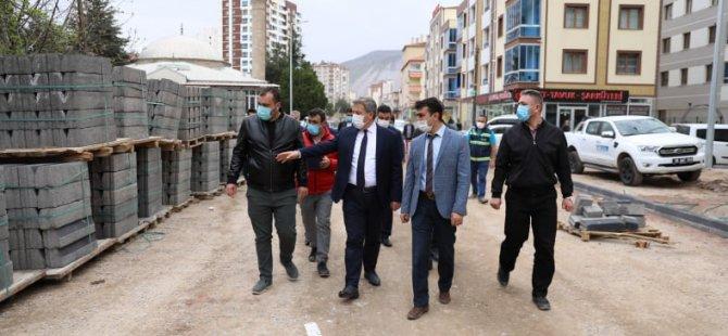 Başkan Palancıoğlu ile Keykubat mahallesi büyük değişim yaşıyor