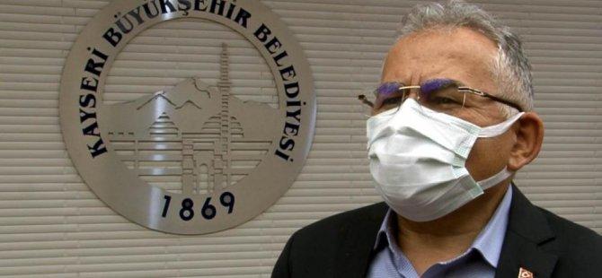 Başkan Büyükkılıç korona virüsü nasıl yendiğini anlattı
