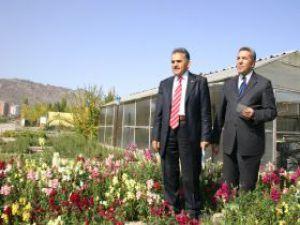 Melikgazi Belediyesi'nden tarıma destek