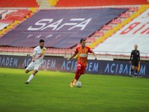 Kayserispor'da 6 futbolcu oynayamayacak