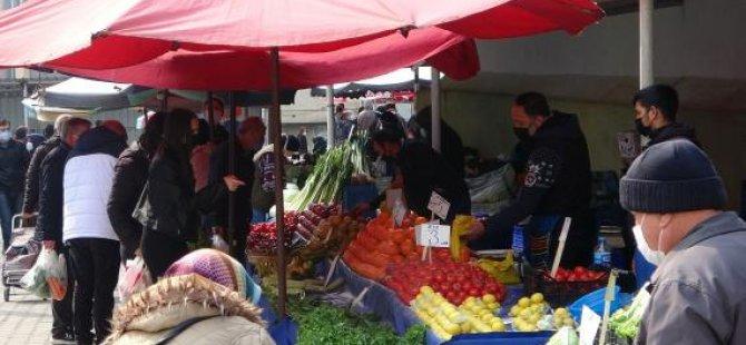 Kayseri'de Pazar yerleri 8 ve 15 Mayıs tarihlerinde açık olacak
